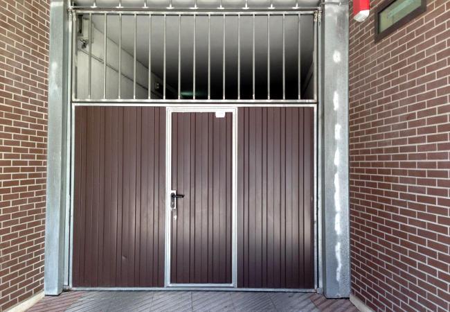Portones de garaje - Portones para garaje ...