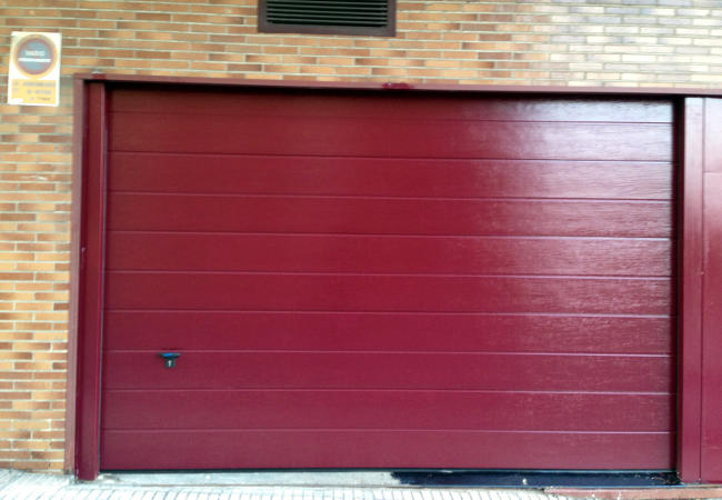 Portones de garaje for Portones de garaje