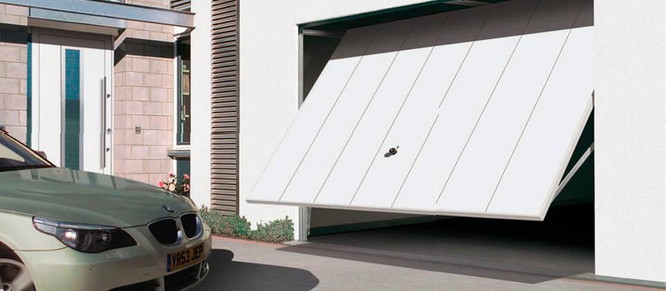 Portones de garaje - Automatismos para puertas de garaje ...
